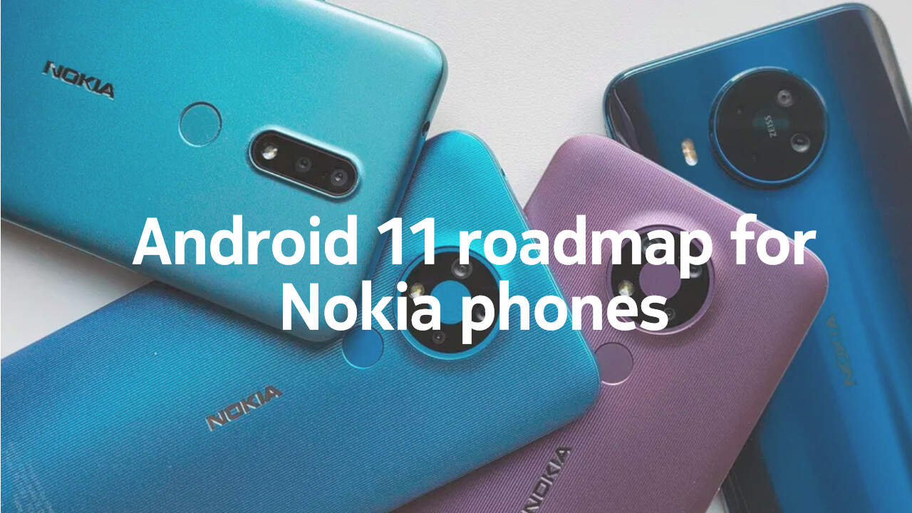 Nokia Phones Android 11 Update Eligible Devices