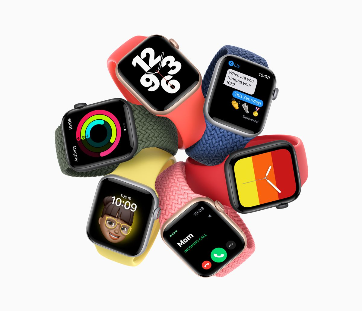 watchOS 7 Removes Force Touch From The Apple Watch