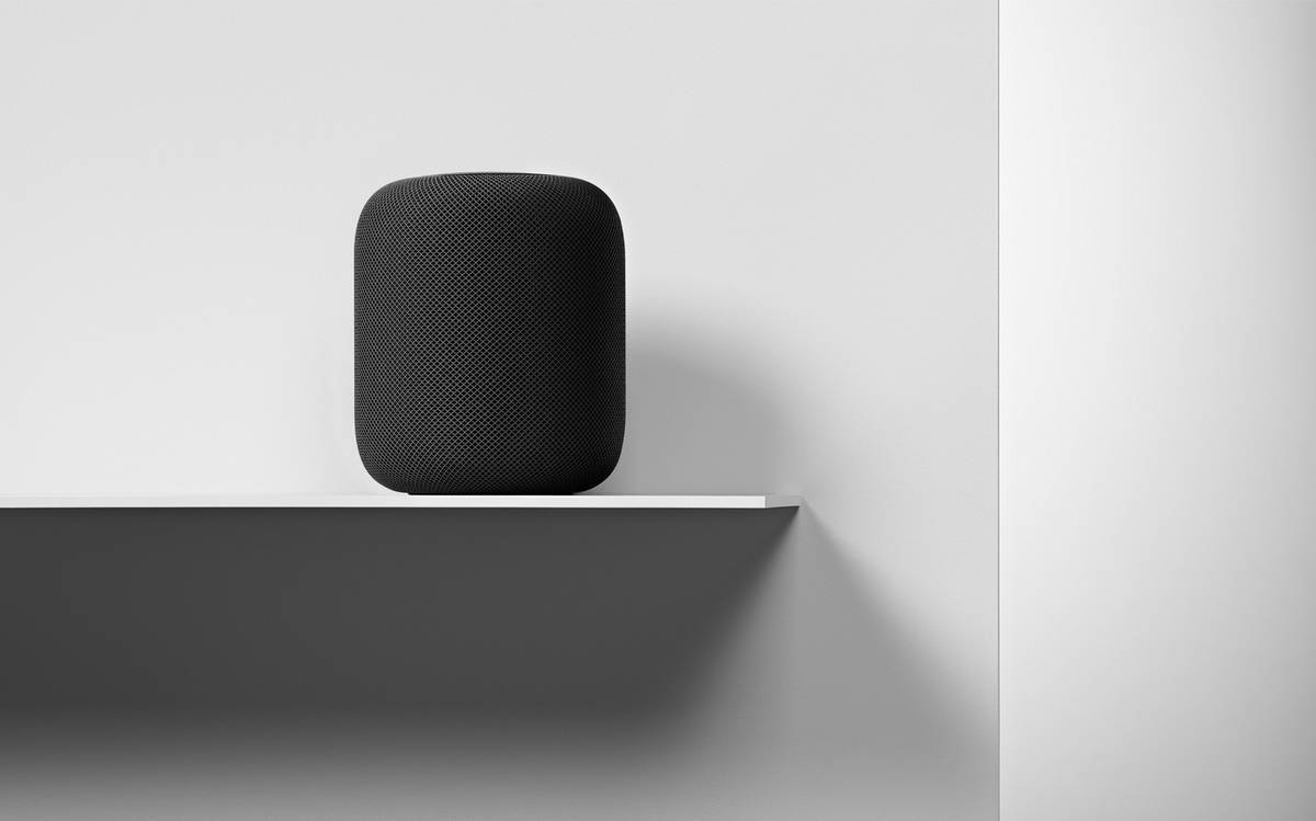 The Next HomePod Could Come With Touch-Sensitive Fabrics