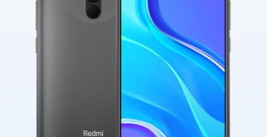 Redmi 9 prime Camera back and front.. display