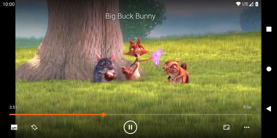 reproductor de video android vlc