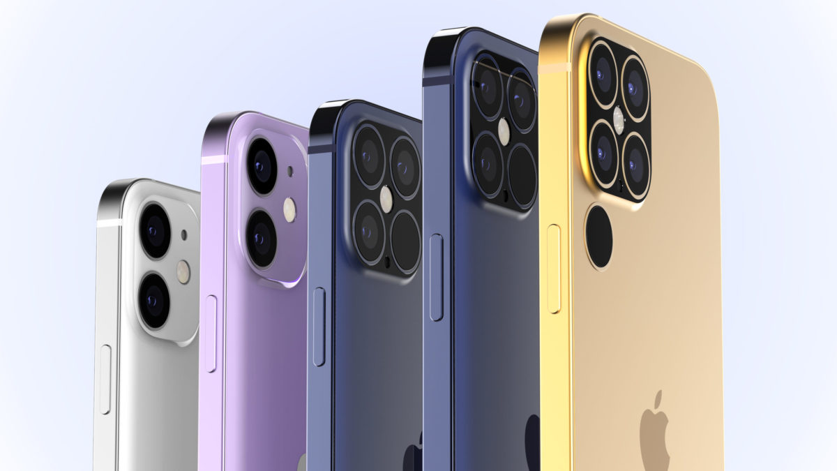 iPhone 12 Colors iPhone 12 Pre-orders