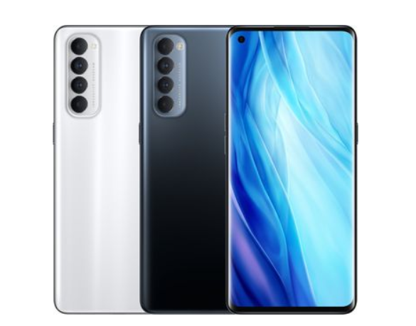 OPPO Reno 4 Pro Display and Camera Rear and Front