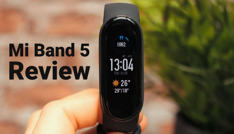 Mi band 5 price in nepal