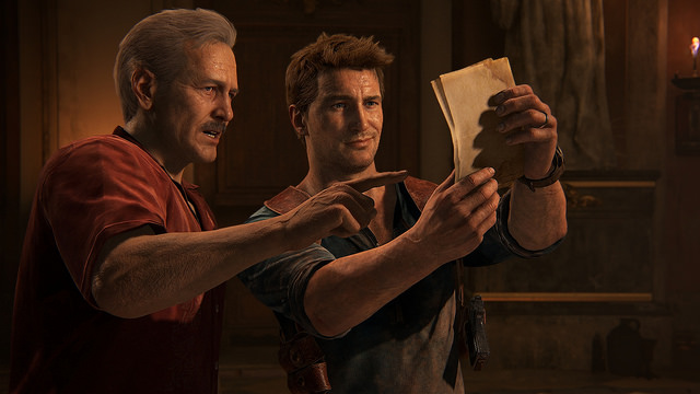 Sony's 'Uncharted' Movie Won't Directly Adapt The Game's Story