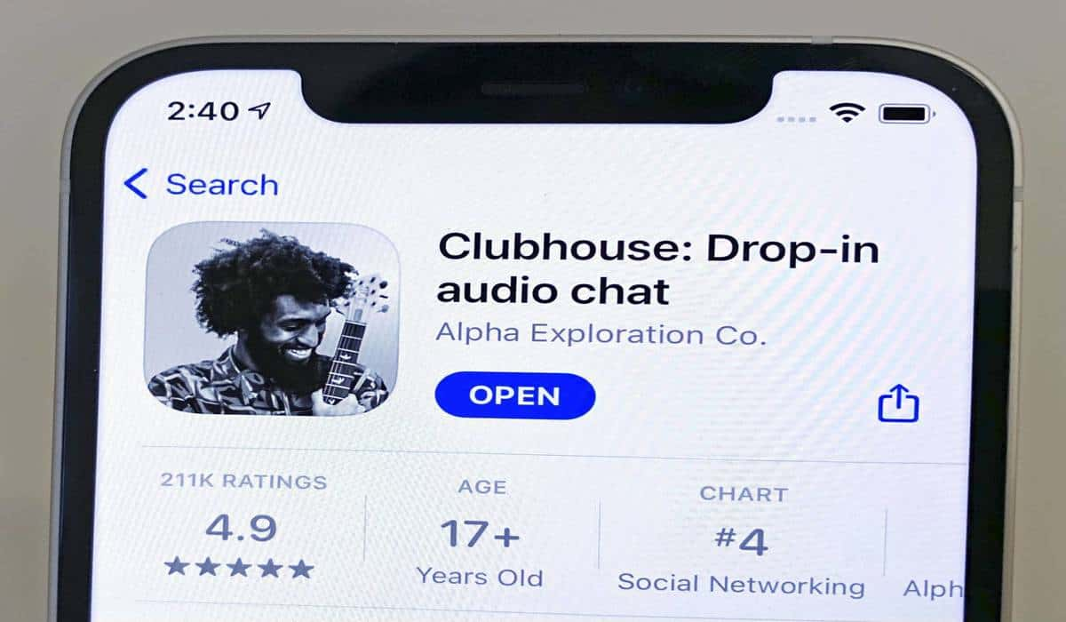 get Clubhouse app invite