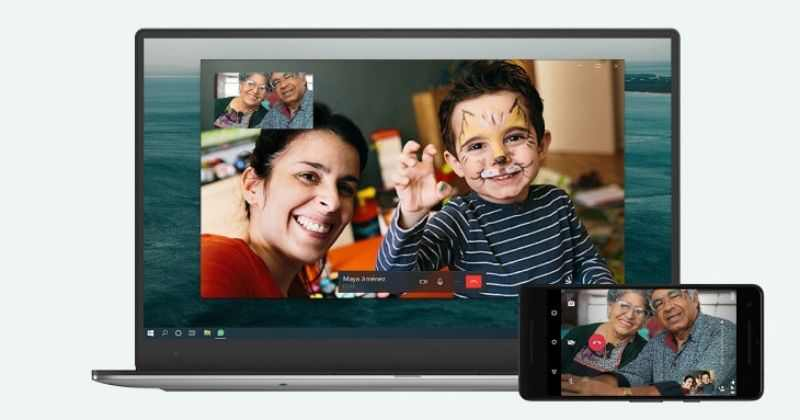 Whatsapp voice & Video call feature out for desktop app