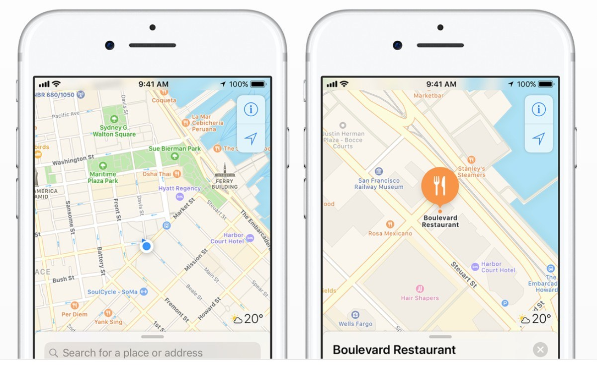 Apple Maps To Prioritize Foods And Medical Services In Search