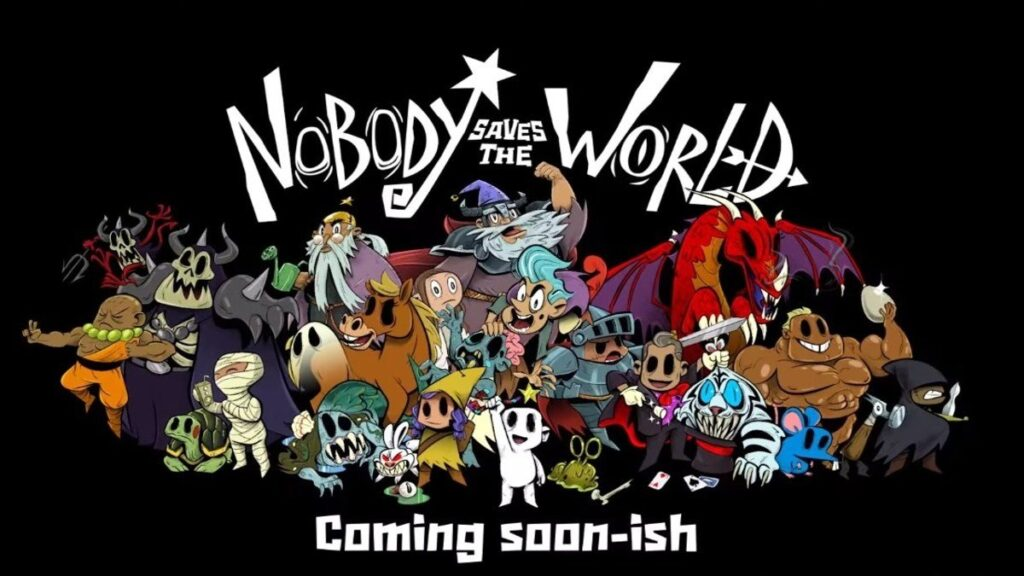 Nobody Saves The World Release Date, Gameplay, Platforms, & More