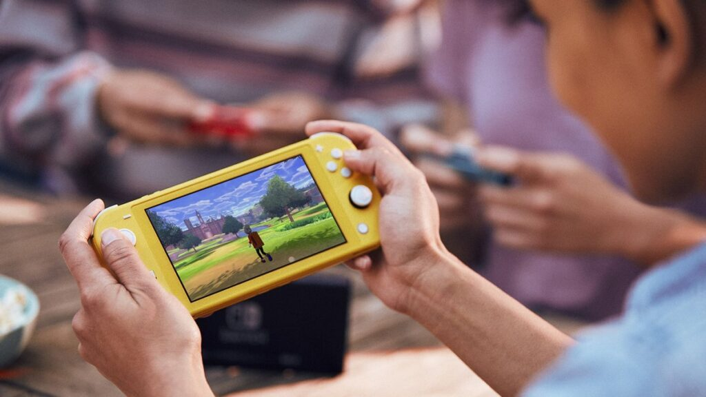 Potential Nintendo Switch Pro Referenced In Firmware Update
