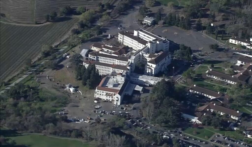 active shooter Yountville Veterans Home