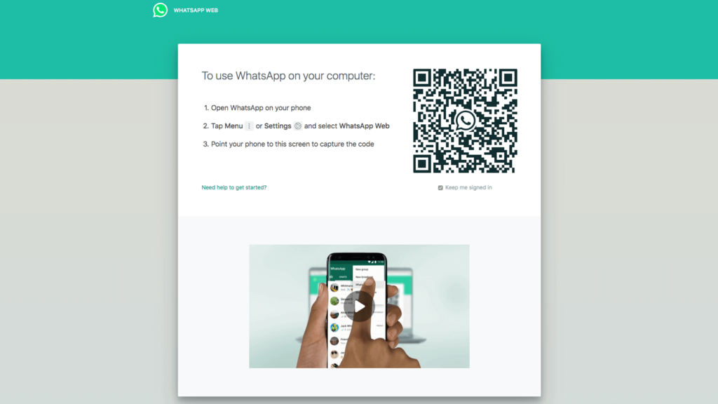 WhatsApp Web v2.2019.6 comes with Facebook video call shortcuts