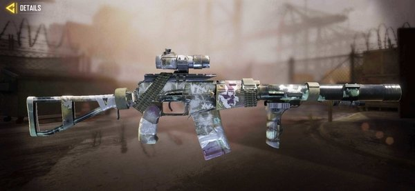 Call of Duty Mobile AS-VAL