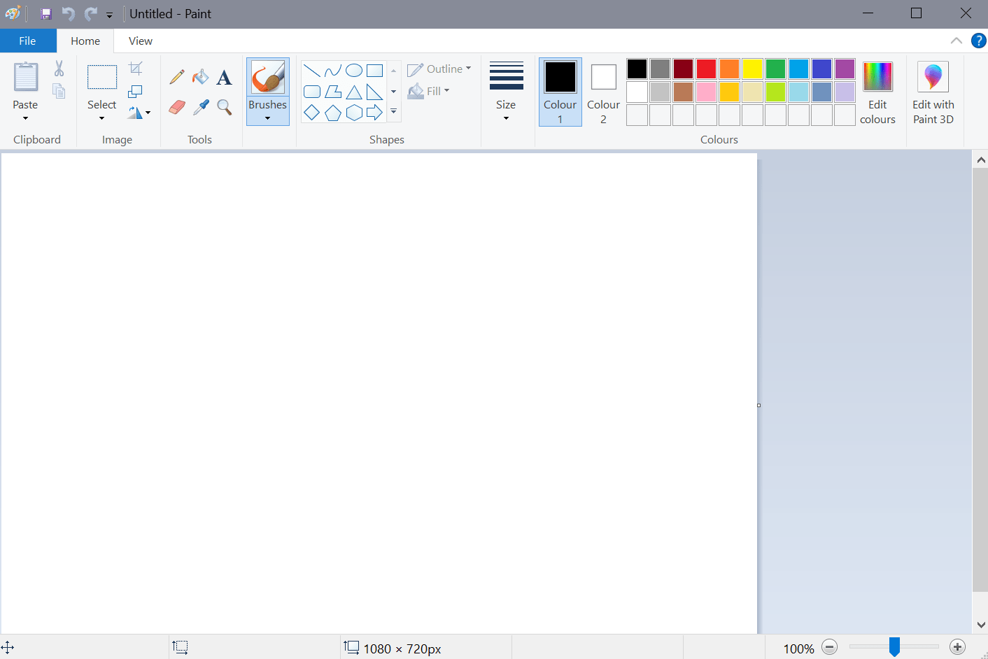Microsoft Paint and Snipping Tool are now on the Microsoft Store
