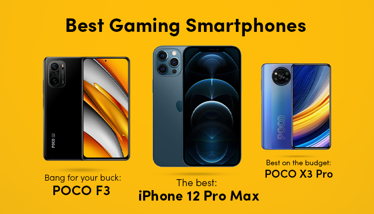 Best Phone for pubg mobile in Nepal 2021