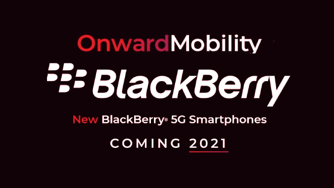The New BlackBerry 5G Smartphone With Qwerty Keypad Is Keep Working