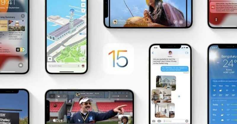 iOS 15 to Release Today: Here